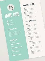 Graphic Designer Resume Sample by Best 25 Cv Template Ideas On Pinterest Layout Cv Creative Cv