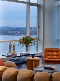 Small Penthouses Design by 200 Chambers Penthouse In New York City Keribrownhomes