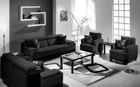black white home decor glass coffee table small modern gray area