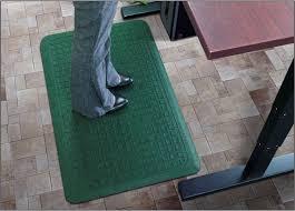 Standing Desk Mats by Andersen Get Fit Ergonomic Standing Desk Mat