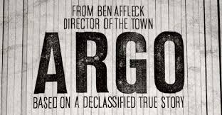 Argo Poster Giveaway