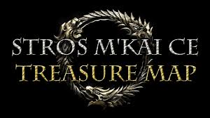 Coldharbour Ce Treasure Map Elder Scrolls Online Stros M U0027kai Ce Treasure Map Location Youtube