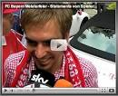 Ingrid Grossmann). Video: Statements von Spielern vor der FC Bayern ... - statements090510