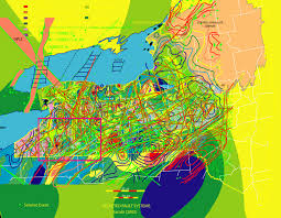 New York Map Us by Earthquake Map Of America That Will Make You Think Again Daily Is