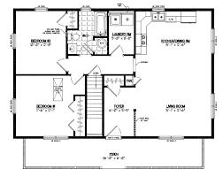 L Shaped House Floor Plans 100 House Addition Floor Plans Arlington Modular Colonial