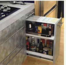 Modular Kitchen Cabinets by Kitchen Cabinet Drawers In Pull Out Spice Drawer Modular Kitchen