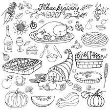 thanksgiving corncupia and turkey by tatiana kostysheva