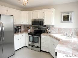 kitchen endearing small white kitchens ideas also astonishing