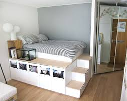 Plans To Build A Platform Bed With Storage by 8 Diy Storage Beds To Add Extra Space And Organization To Your Home