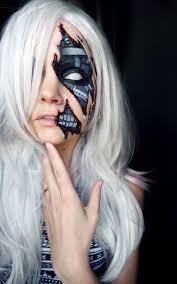 best 25 robot makeup ideas on pinterest body paint cosplay
