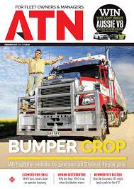 kenworth trucks laverton australasian transport news atn february 2017 by augusto dantas