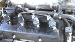 nissan altima engine size 2006 nissan sentra spec v engine knock loud problem help youtube