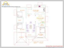 4 bedroom single floor house plans kerala style escortsea