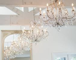 White Shabby Chic Chandelier by Home Sweet Home Shabby Chic Charm Zsazsa Bellagio Like No
