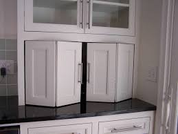 Pictures Of Kitchen Cabinet Doors Recycle Bifold Doors Doors Appliance Lift Double Wide Tambour