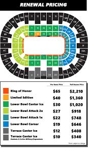 Map Pricing San Diego Gulls U2013 2017 18 Gulls Season Ticket Renewal