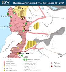 Iraq Syria Map by Iran Backed Iraqi Militias Are Pouring Into Syria Business Insider