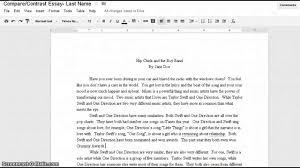 Argumentative Essay mCloud Solutions