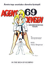 Agent 69 Jensen i Skorpionens tegn AKA Agent 69 in the Sign of Scorpio (1977)