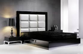 contemporary leather bed zamp co