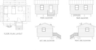 Sips Cabin 14 U0027 X 20 U0027 Cabin Structall Energy Wise Steel Sip Homes
