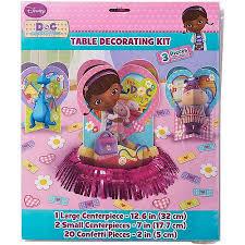 Doc Mcstuffins Home Decor Doc Mcstuffins Table Decorations Party Supplies Walmart Com