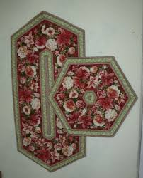 Quilted Table Runners by 74 Best 60 Degree Table Runners Images On Pinterest Table