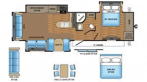 Jayco Camper Trailer Floor Plans Jayco Jay Flight 34rsbs Travel Trailer Floor Plan