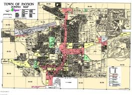 Payson Arizona Map by 1801 S Rim Club Parkway Payson Az 85541 Mls 5471196