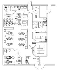 Retail Floor Plan Creator Beauty Salon Floor Plan Design Layout 1700 Square Foot Future