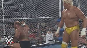 Halloween Havoc 1995 Osw by Wwe Network Wcw Fall Brawl 1994 Team Rhodes Vs The Stud Stable