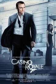 James Bond 21 - Casino Royale  poster