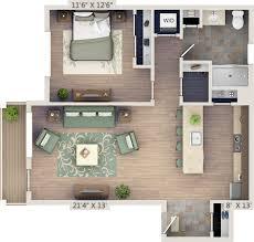 one bedroom apartments net zero village