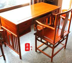 ding xiang african rosewood mahogany mahogany desk computer desk