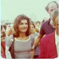 jacqueline kennedy onassis new york city in the wit of an eye