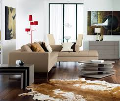 Black Leather Couch Living Room Ideas Cozy Living Room Design Ideas Offer Perfect L Shape Black Leather
