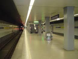Düsseldorf Airport Terminal station