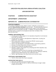 Executive Assistant Resume Samples inside ucwords      MyPerfectResume com