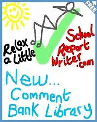 The startling  and funny  differences between school reports then