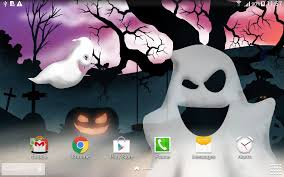 halloween hd live wallpaper halloween night live wallpaper android apps on google play
