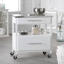white kitchen island with granite top picgit com
