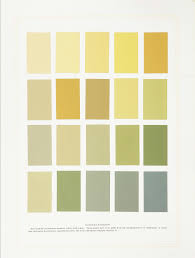 Color Swatches Paint by Interior Paint Colours From The Book U0027homebuilding And Decoration