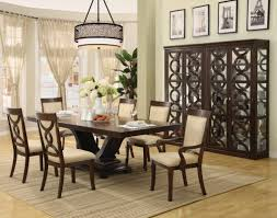 modern dining room sets stunning for 6 throughout ideas