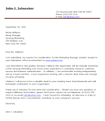Steps To Writing A Resume And Cover Letter  cover letter for a job