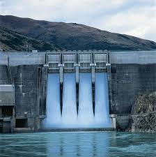 Hydroelectric Energy Power Plant