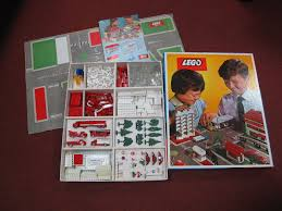 Plan Set An Immaculate Original Lego Town Plan Set 810 From The Mid To