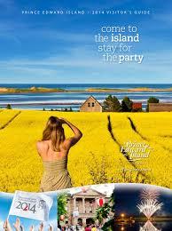 2014 prince edward island visitors guide by tourism prince edward