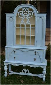antique china hutch by rustybarnfurniture on etsy dining room