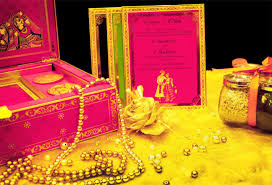 Invitation Card Designer Voguish Wedding Invitations Madhubani Pink