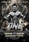 ONE FIGHTING CHAMPIONSHIP: Champion vs Champion Poster | TheMMANews